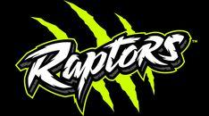 SOUMAGNE RAPTORS football identity Typography Logo, Art Logo, Rainbow Six Siege Art, Game Logo Design, Esports Logo, Logo Concept, Logo Sticker, Raptors, Skull Art