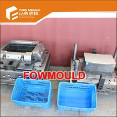 Fow Mould,Crate Mould