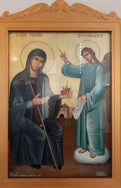 Irene, Saints, Angel, Painting, Art, Art Background, Painting Art, Kunst, Paintings