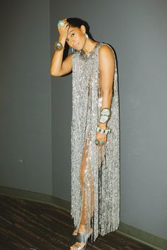 Tracee Ellis Ross's AMA's Behind the Scenes American Music Awards Photo Diary with Karla Welch