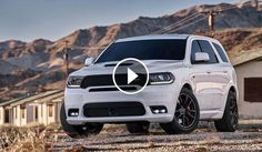Awesome Dodge 2017: The new 2018 Dodge Durango SRT® — America's fastest, most powerful and most... Sports Cars Check more at http://carboard.pro/Cars-Gallery/2017/dodge-2017-the-new-2018-dodge-durango-srt-americas-fastest-most-powerful-and-most-sports-cars/