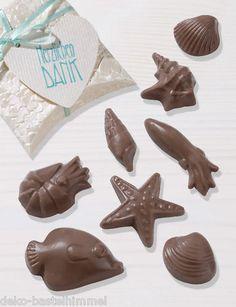 Schokoladen Gießform, Seaworld maritim, Torten verzieren, Pralinen selbst machen | eBay