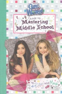 Middle school is like a maze. But if you have a friend or, better yet, two friends who can cheer you on, middle school starts to feel less like a maze and more like amaaaze . This guide, written by tw