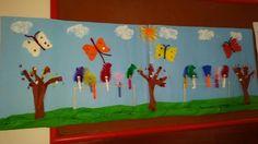 İlkbahar çalışması #preschool #etkinliktavsiyesi #benimadimmai #etkinlikpaylasimi #okuloncesi