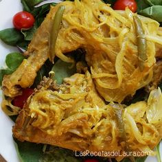 Receta fácil y rápida para preparar pollo a la mostaza, bajo en calorias! sólo 175 kcal por porción! Super rico y saludable.