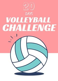 Challenges have that something that makes them extremely enticing and always makes me want to follow them till the end and do your best. That's why I created this challenge for both me and you guys. This is a well rounded whole body workout, perfect to train the muscles that you need the most in volleyball. …