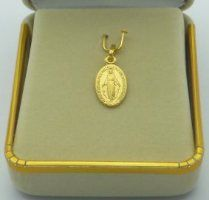 Solid Gold Catholic Medals available in 9 karat gold and 18 karat gold, all medals come suitably boxed in stylish jewelry presentation boxes. Catholic Medals, Our Lady Of Lourdes, Stylish Jewelry, Miraculous, Solid Gold, Pendants, Personalized Items, Hang Tags, Pendant