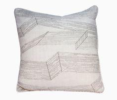 LE WITT LOOM    The Le Witt Loom pillow in Cloud