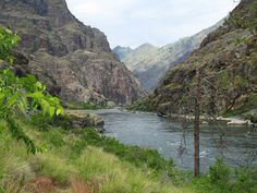 Hell's Canyon Scenic Byway - Baker City, Oregon