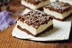 Sweet Recipes, Tiramisu, Dessert Recipes, Food And Drink, Cooking Recipes, Sweets, Baking, Ethnic Recipes, Essen