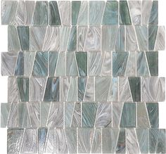 $135. Includes Shipping. Love. Nickel Teal Textured Stained Glass Kitchen Bath Wall Mosaic Tile- 14 Pack #DoesNotApply