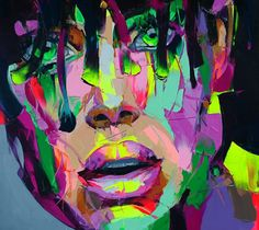 Francoise Nielly | Kunst | Design