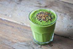 Smoothie | Lime, Avocado & Wheatgrass