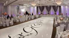 Wedding Decor & Floral Creations    www.latavoladecor.com