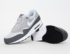 #Nike Air Max 1 Grey
