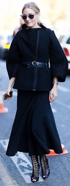 Olivia Palermo in PFW