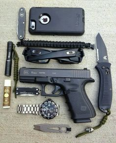 Tech Discover Glock EDC More is part of Edc tactical - Weapons Guns Guns And Ammo Urban Edc Edc Tactical Tactical Wall Everyday Carry Gear Vegvisir Edc Tools Bug Out Bag Urban Edc, Edc Tactical, Tactical Wall, Everyday Carry Gear, Edc Tools, Bug Out Bag, Edc Gear, Weapons Guns, Glock Guns