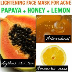 This papaya face mask is great for acne yet also helps to lighten skin pigmentation and even out skin tone. This is a powerful mask that can...