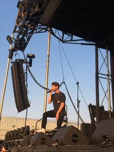 Marc E. Bassy opening up the Show at the Maine State Pier! Marc E Bassy, 2017 Photos, Maine, Travel, Voyage, Viajes, Traveling, Trips, Tourism