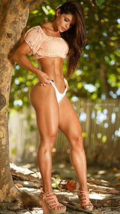 Michelle Lewin ❤️ www.OnlyRippedGirls.Com