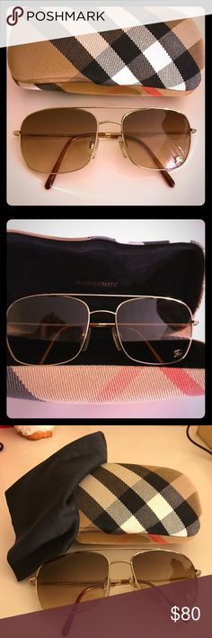 Burberry sunglasses Original Burberry women's sunglasses, no scratches, perfect condition Burberry Accessories Sunglasses
