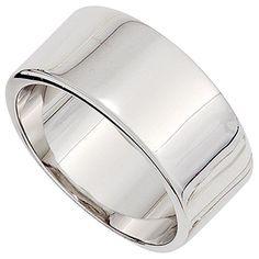 Damen-Ring Breite ca. 10,4 mm Silber 60 (19.1) Dreambase http://www.amazon.de/dp/B00N5BNSG4/?m=A105NTY4TSU5OS