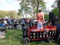 #wallofsound #vinyl #bevrijdingsfestival #utrecht #2015 #bakfest #park