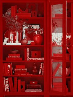 Rainbow Aesthetic, Red Aesthetic, Red Pictures, Simply Red, Red Wallpaper, Color Of Life, Rainbow Colors, Color Red, Lady In Red