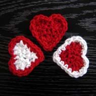 Free Valentine's Day Crochet Patterns
