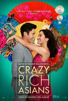 Crazy Rich Asians is a movie starring Constance Wu, Henry Golding, and Michelle Yeoh. This contemporary romantic comedy, based on a global. Hd Movies Online, 2018 Movies, New Movies, Good Movies, Movies And Tv Shows, Latest Movies, Awesome Movies, Family Movies, Popular Movies