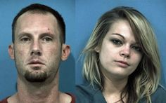 Michael Fillenworth and Samantha Schmal are accused of stealing the identifications of people in Central Texas. Story - http://www.keyetv.com/news/features/top-stories/stories/theft-ring-hits-central-texans-14092.shtml. Photos from the Williamson County Sheriff's Office.