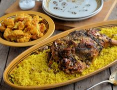 Persian Lamb & Rice 5 - Lavender and Lovage Lamb Recipes, Cooking Recipes, Rice Recipes, Microwave Dishes, Slow Roast Lamb, Spiced Cauliflower, Iranian Food, Iranian Cuisine, Iranian Dishes