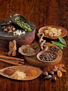 Spices profumi aromi piaceri in cucina