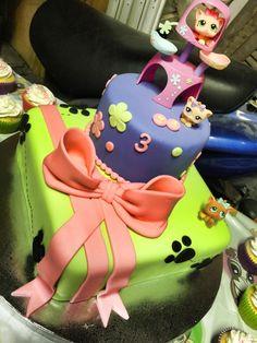 Littlest Pet Ship cake  by Jackie