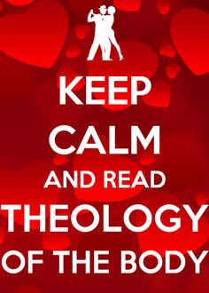 Read the theology of the body and you will want to share its insight with everyone you know!