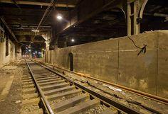 Deserted Places: The Secret Train Platform Under the Waldorf-Astoria in Manhattan