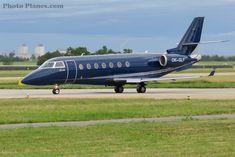 Gulfstream Aerospace G200 - OK-GLF