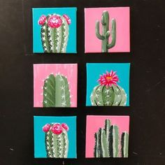 19 new ideas diy decorao painting canvases fun Small Canvas Paintings, Small Canvas Art, Easy Canvas Painting, Mini Canvas Art, Cute Paintings, Acrylic Canvas, Diy Canvas, Drawing On Canvas, Acylic Painting Ideas