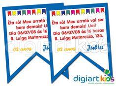 Convite Festa Junina 02
