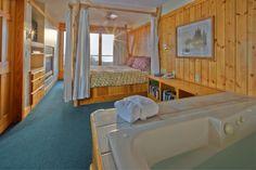 Superior Shores Resort - Where we got engaged!