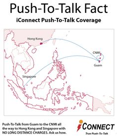 International business, international connection. http://iconnectasia.com/iconnectguam/services/push-to-talk/