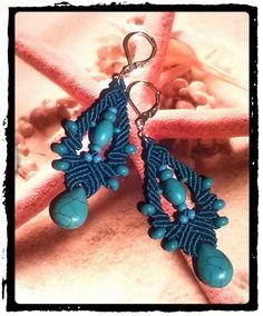Nice earrings.