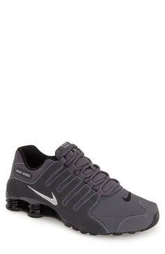 Nike  Shox NZ  Running Shoe (Men) Nike Shox For Women 52b42a39b