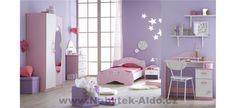 Dětský pokoj pro holku Papillon-nabídka dílů