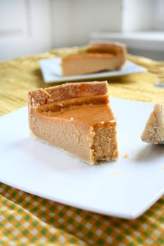 collecting memories: Dulce De Leche Cheesecake