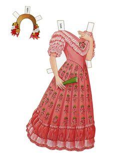 "Little Women paper dolls by Peck Aubry - Yakira Chandrani - Picasa Webalbum* 1500 free paper dolls at artist Arielle Gabriel""s The International Paper Doll Society also free China paper dolls The China Adventures of Arielle Gabriel *"