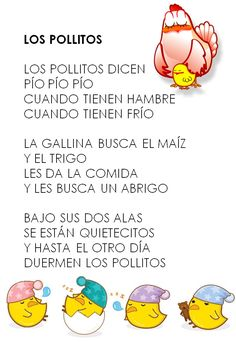Menta Más Chocolate - RECURSOS PARA EDUCACIÓN INFANTIL: Animales: Canciones                                                                                                                                                     Más