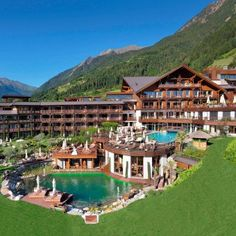 5 Sterne Golf & Wellness Hotel SPAAndreus Südtirol St. Leonhard