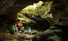 Gatineau Park's Lusk Cave is a superb marble cave and natural geological phenomenon that has been thousands of years in the making. Ottawa Canada, Ottawa Ontario, O Canada, Ottawa 2017, Montreal Canada, Alberta Canada, Places To Travel, Places To Visit, University Of Ottawa