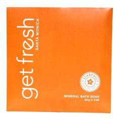 Get Fresh - Starfruit Mineral Bath Soak